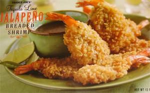 Trader Joe's Tequila Lime Jalapeno Breaded Shrimp