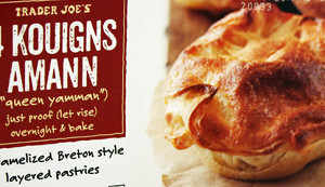 Trader Joe's Kouigns Amann