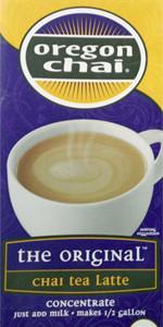 Oregon Chai Tea Latte