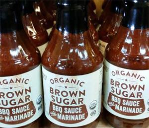 Trader Joe's Organic Brown Sugar BBQ Sauce and Marinade