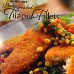 Trader Joe's Panko Breaded Tilapia Fillets
