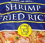 Trader Joe's Shrimp Fried Rice