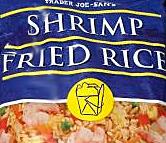 Trader Joe's Shrimp Fried Rice