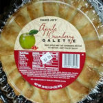 Trader Joe's Apple Cranberry Galette