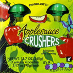 Trader Joe's Applesauce Crushers