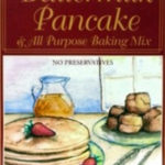 Trader Joe's Buttermilk Pancake & All Purpose Baking Mix