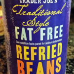 Trader Joe's Fat Free Refried Beans