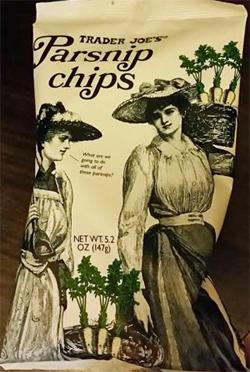 Trader Joe's Parsnip Chips