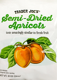 Trader Joe's Semi-Dried Apricots