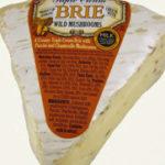 Trader Joe's Triple Cream Brie with Wild Mushrooms