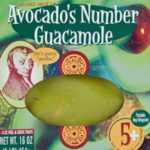 Trader Joe's Avocado's Number Guacamole