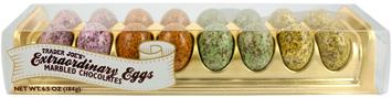 Trader Joe's Extraordinary Eggs Marbled Chocolate