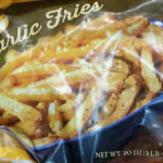 Trader Joe's Frozen Garlic Fries