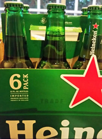 Heineken 6 Pack