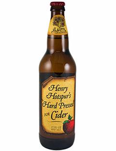 Henry Hotspur's Hard Pressed for Cider