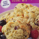Trader Joe's Mixed Berry Scone Mix