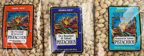 Trader Joe's Recalled Pistachios