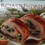 Trader Joe's Pork Roast Florentine