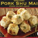 Trader Joe's Pork Shu Mai Dumplings