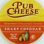 Trader Joe's Sharp Cheddar Pub Cheese