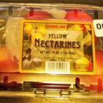 Trader Joe's Yellow Nectarines