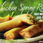 Trader Joe's Chicken Spring Rolls