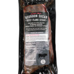 Trader Joe's Bourbon Sugar Beef Flank Steak