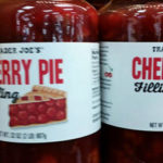 Trader Joe's Cherry Pie Filling
