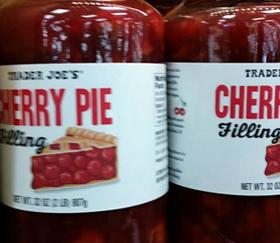 Trader Joe's Cherry Pie Filling