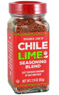 Trader Joe's Chile Lime Seasoning