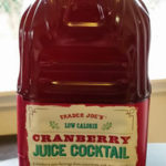 Trader Joe's Low Calorie Cranberry Juice Cocktail