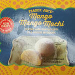 Trader Joe's Mango Mango Mochi