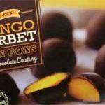 Trader Joe's Mango Sorbet Bon Bons