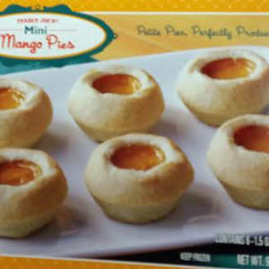 Trader Joe's Mini Mango Pies