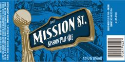 Mission St. Session Pale Ale