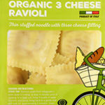 Trader Joe's Organic 3 Cheese Ravioli
