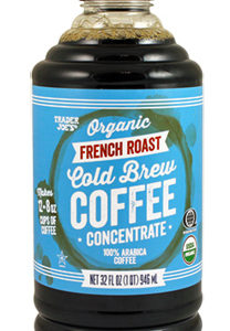 Trader Joe's Organic French Roast Cold Brewed Coffee Concentrate