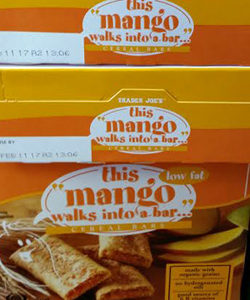 Trader Joe's This Mango Walks Into a Bar