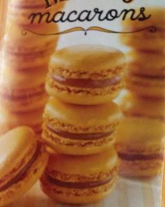 Trader Joe's 12 Mango Macarons