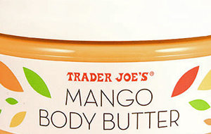 Trader Joe's Mango Body Butter