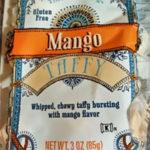 Trader Joe's Mango Taffy