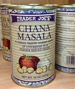 Trader Joe's Chana Masala
