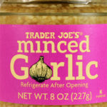 Trader Joe's Minced Garlic