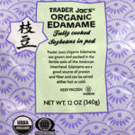 Trader Joe's Organic Edamame