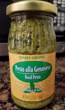 Trader Joe's Peso alla Genovese Basil Pesto