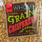 Trader Joe's Whole Grain Crispbread