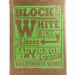 Trader Joe's Block White Wine Sauvignon Blanc