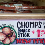 Trader Joe's Chomps 100% Beef Snack Sticks