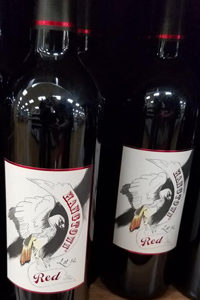 Hangtown Red Wine