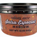 Trader Joe's Salsa Especial Medium